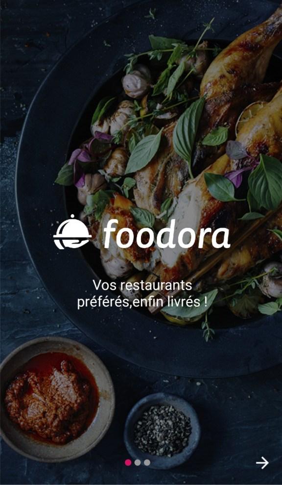 Foodora livraison Strasbourg repas restaurant Stuck burger 3