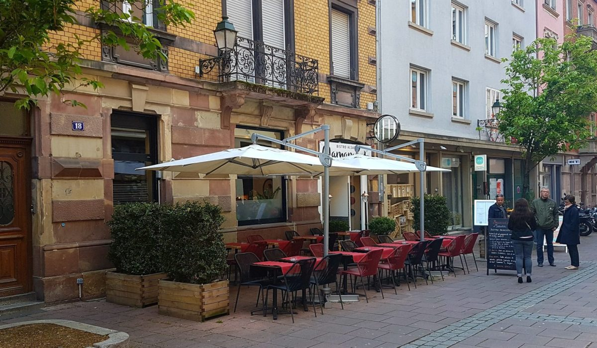 Kapoué test n°125: Mamama Bistro, restaurant alsacien à Strasbourg