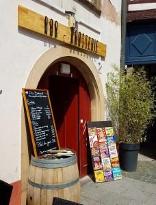 Au Bercail Strasbourg restaurant bar brasserie Finkwiller