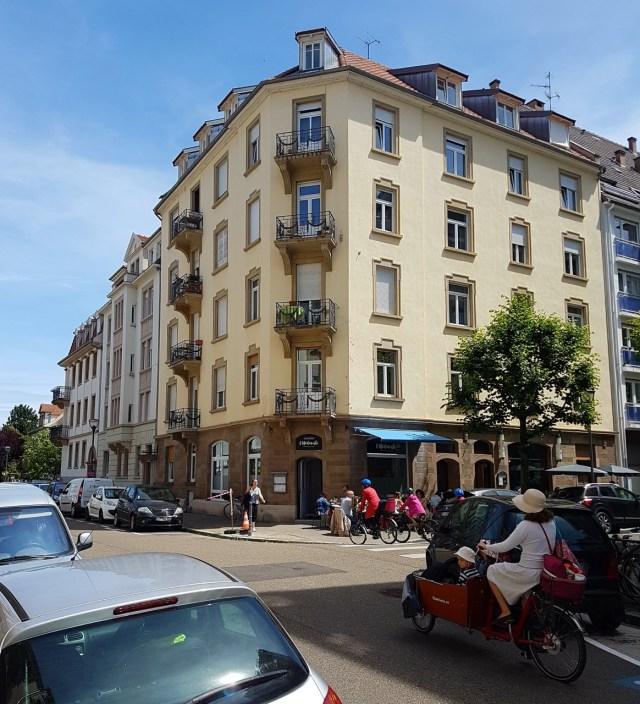 Hédoniste Strasbourg restaurant Orangerie