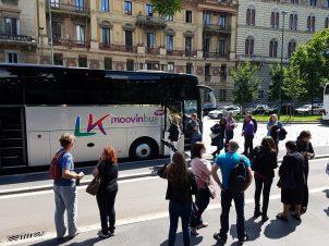 Moovinbus Milan shopping journée bus Strasbourg Alsace