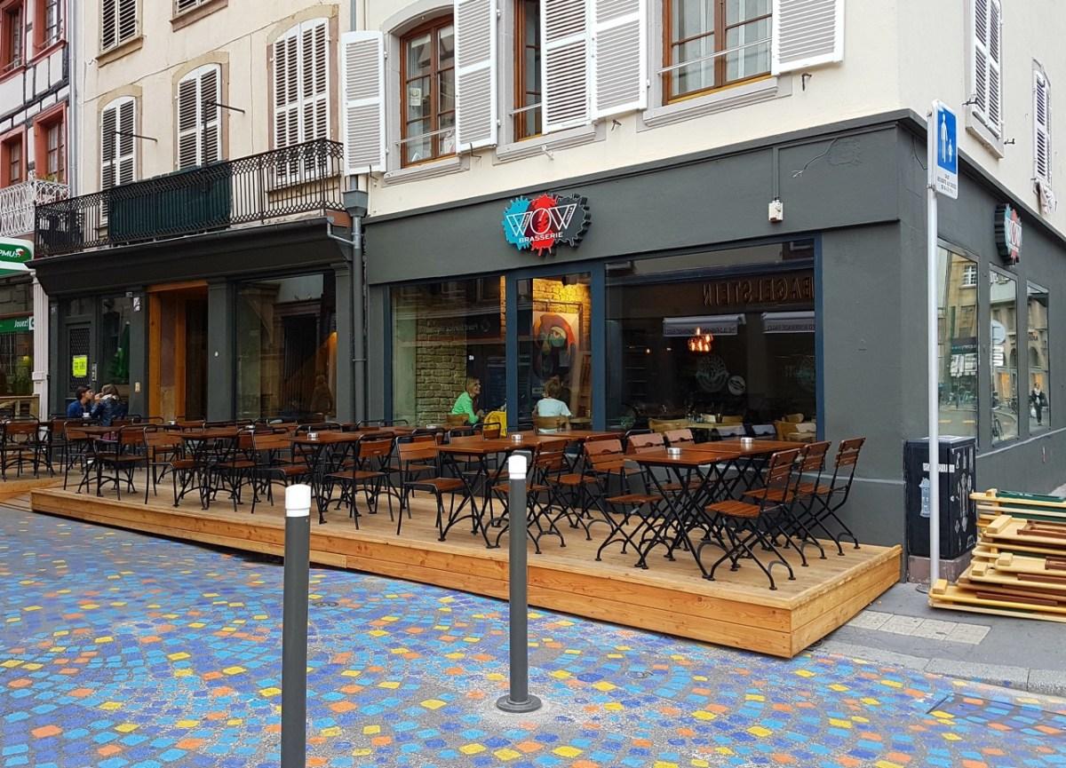 Kapoué test n°131: Brasserie WoW, entre street art et bistronomie à Strasbourg