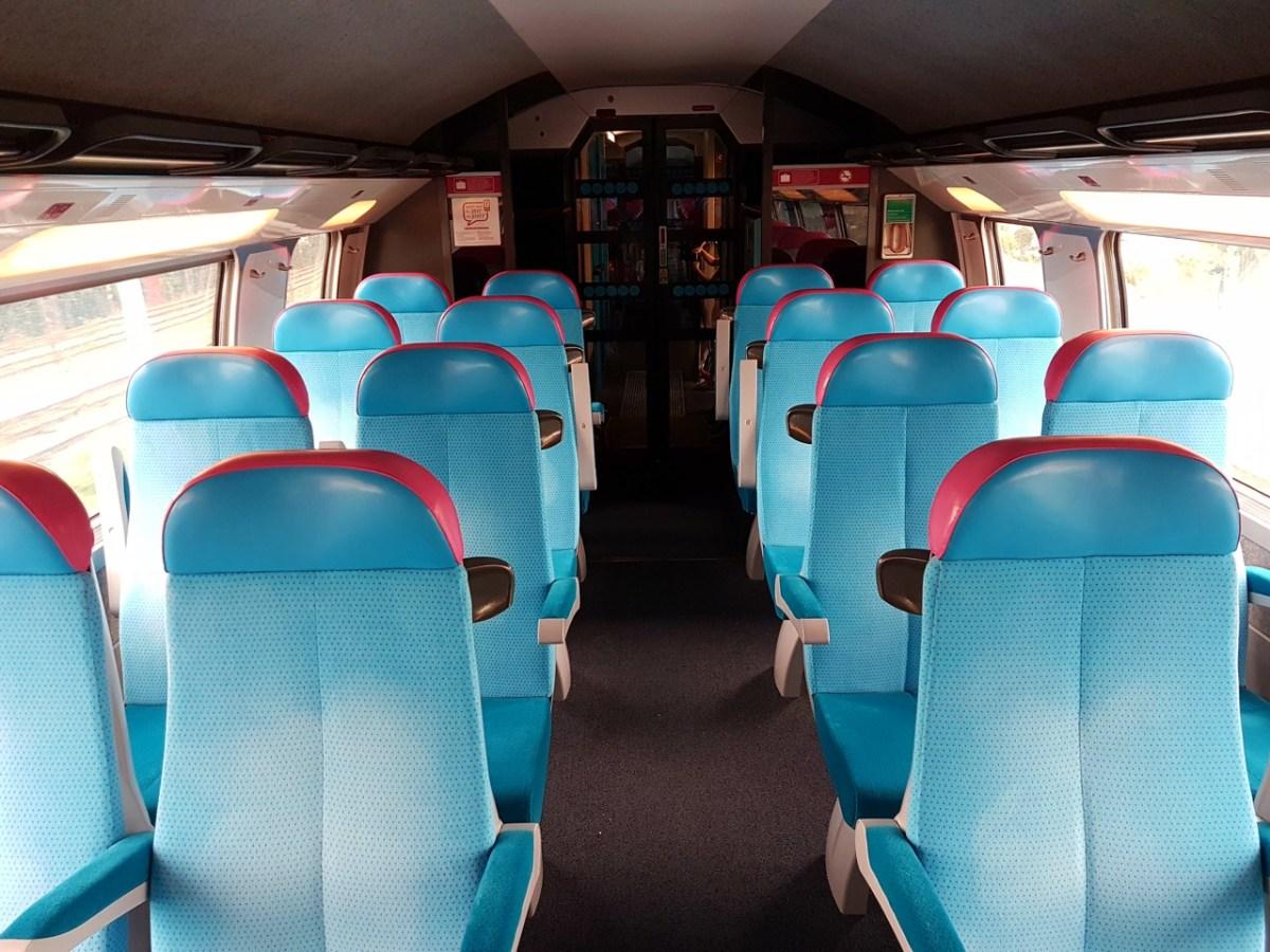 Kapoué test n°132: Strasbourg - Paris en TGV low-cost : OUIGO !