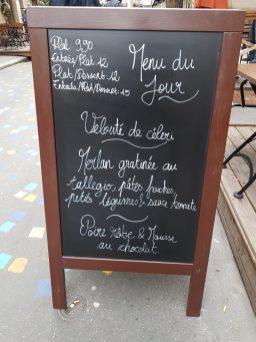 restaurant WOW Strasbourg rue du jeu des enfants menu