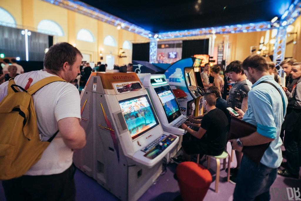 Start to play 2017 Strasbourg festival jeux vidéo