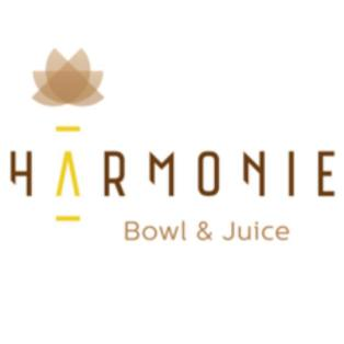 Harmonie bowl and juice Strasbourg restaurant place saint Etienne logo vegan restaurant asiatique