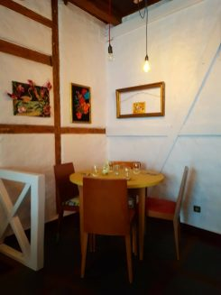 Le Pont Aux Chats Strasbourg restaurant Krutenau