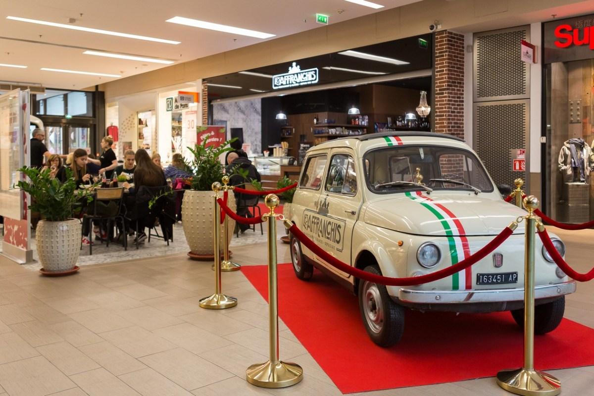Ouverture du restaurant italien LES AFFRANCHIS à Rivetoile Strasbourg