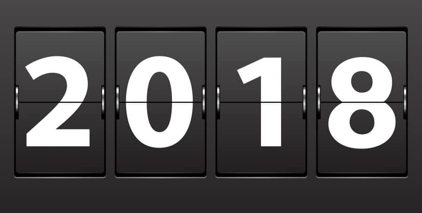 Ma liste des 18 résolutions personnelles pour 2018 !
