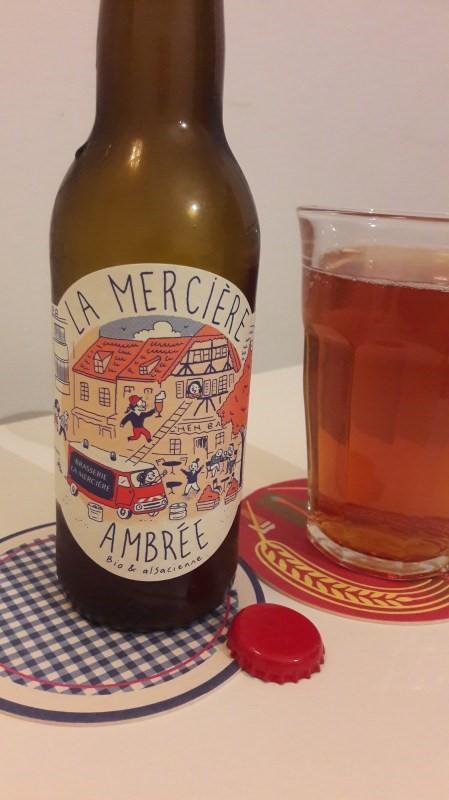 Sous bock blog bière Alsace Strasbourg