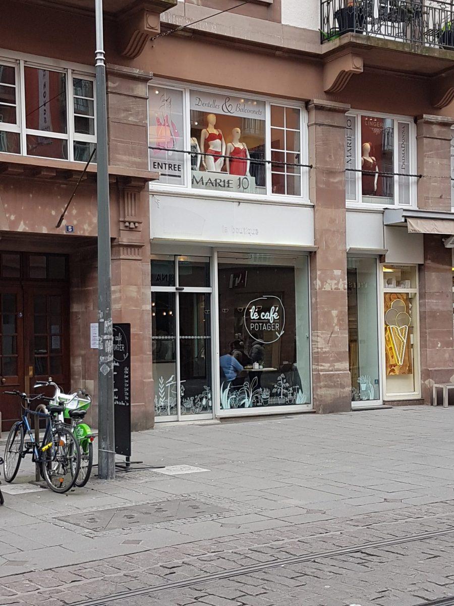 Kapoué test n°147: Le Café Potager, plats en bocaux à Strasbourg