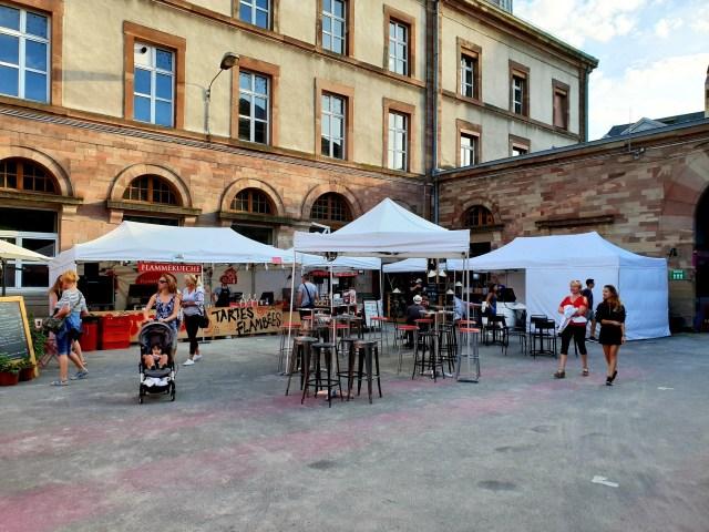 La Manufakture Strasbourg Krutenau 2018 été bar