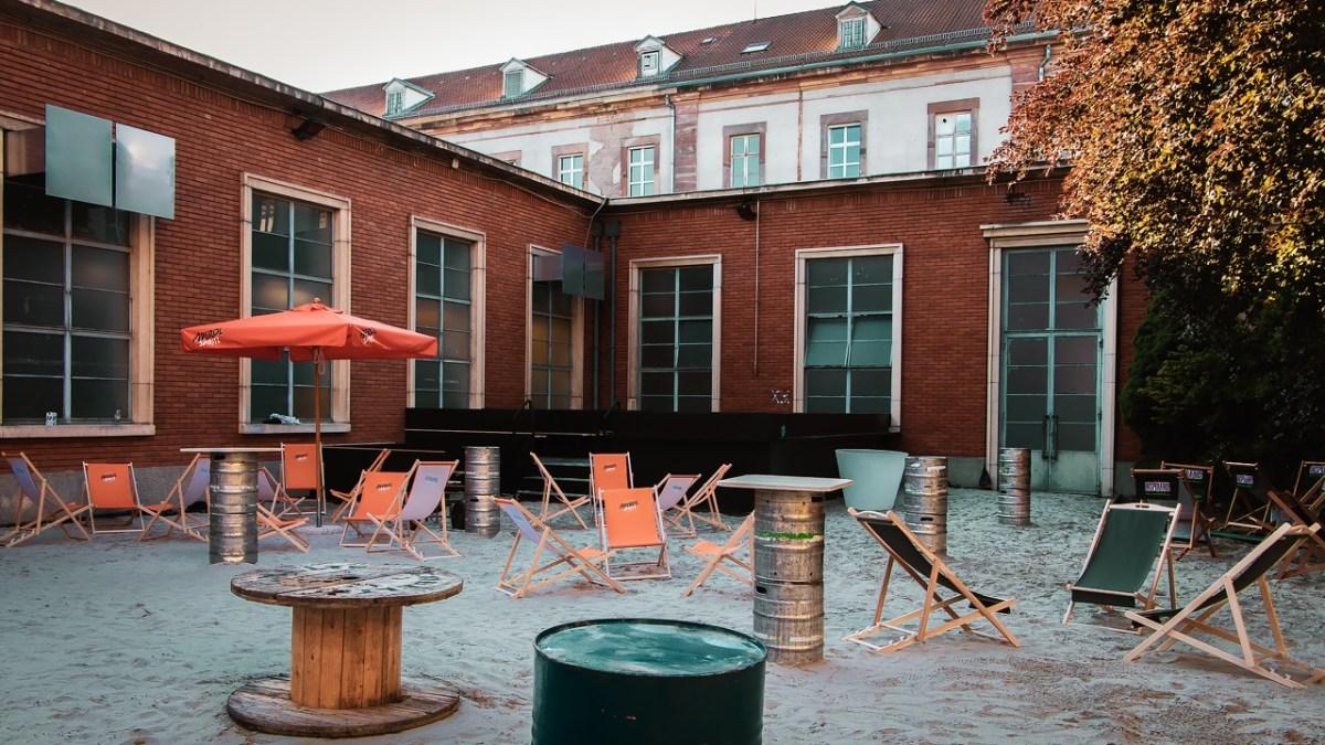 Ouverture de la Manufakture: l'endroit où passer son été 2018 à Strasbourg ?