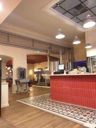 Le Tigre brasserie Strasbourg biere Kronenbourg tartes flambees Faubourg National 4