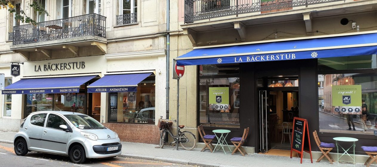 Backerstub boulangerie restaurant brunch Strasbourg place Clément