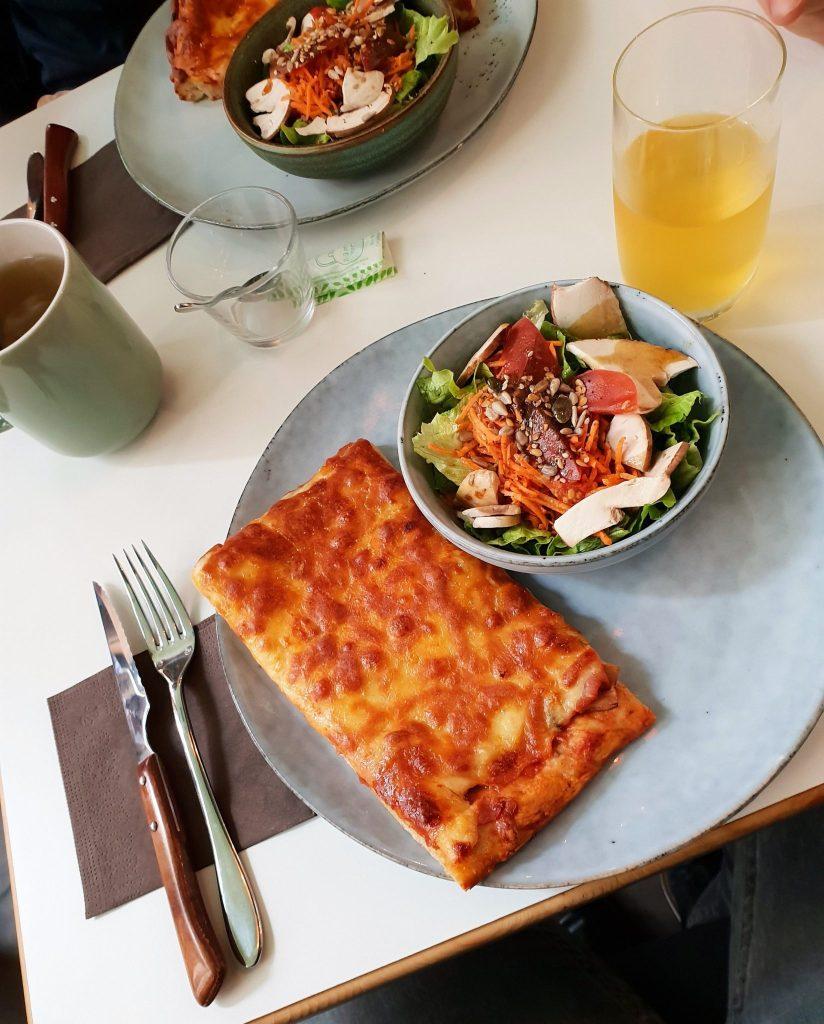 Backerstub boulangerie restaurant brunch Strasbourg place Clément