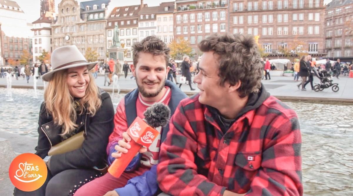 """Invité Kapoué n°55 : """"Stras l'avis"""", un nouveau micro-trottoir à Strasbourg !"""