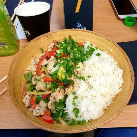 green curry Pitaya Strasbourg