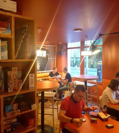 Philibar bar jeux Strasbourg Halles 4