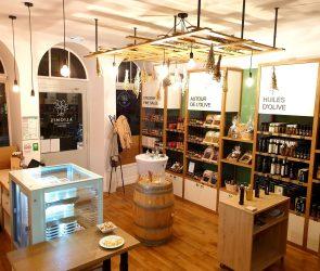 Aliomis épicerie grecque Grèce Strasbourg rue des bouchers