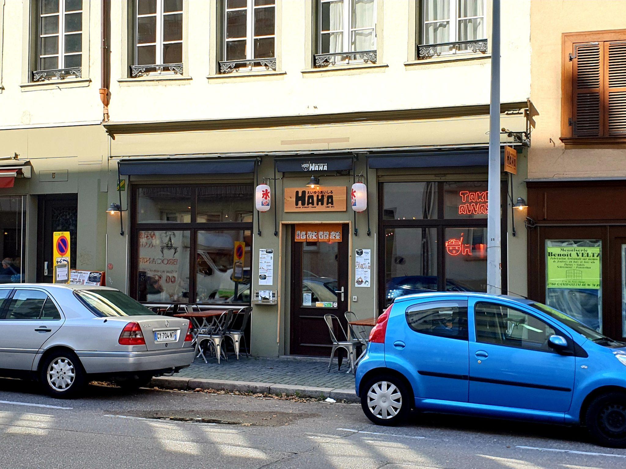 Kapoue Test N 172 Haha Street Food Asiatique A Strasbourg