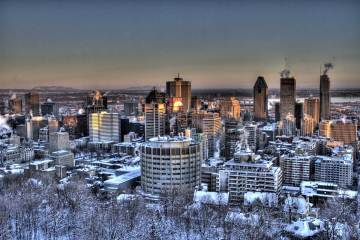 séjour Montréal
