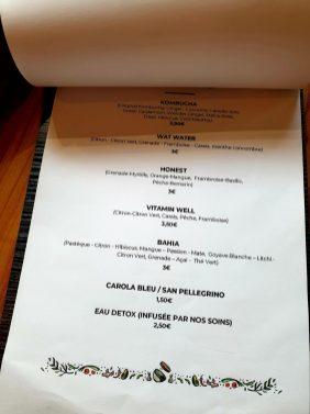 Avobowl restaurant Strasbourg avocat menu