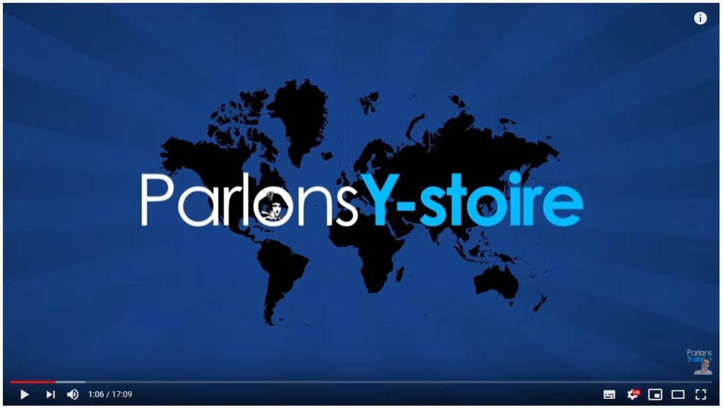 logo Parlons Y-stoire