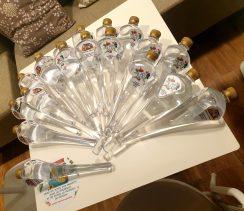 Pola Melting Bowls Strasbourg restaurant bouteille eau originale