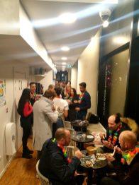 Pola Melting Bowls Strasbourg restaurant inauguration