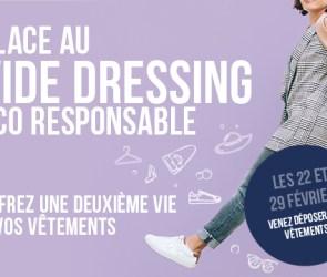 vide dressing Strasbourg place des Halles