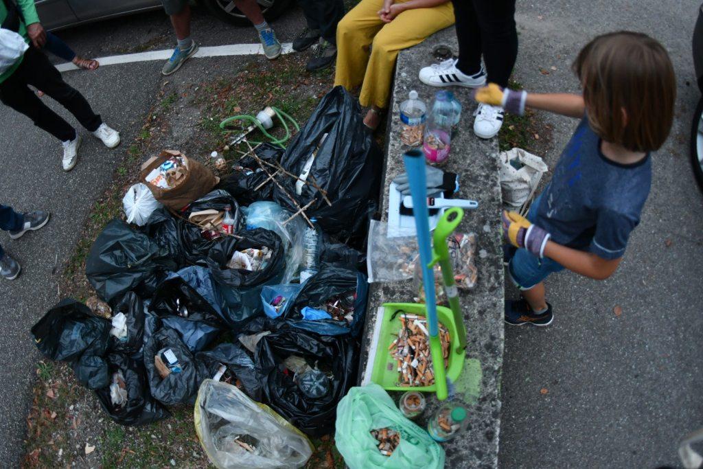 Cleanwalk Strasbourg ramassage ordures dechets