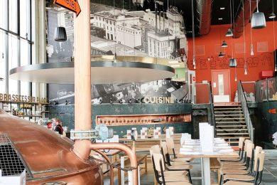 brasserie 3 brasseurs brasserie Cronenbourg Kronenbourg Strasbourg