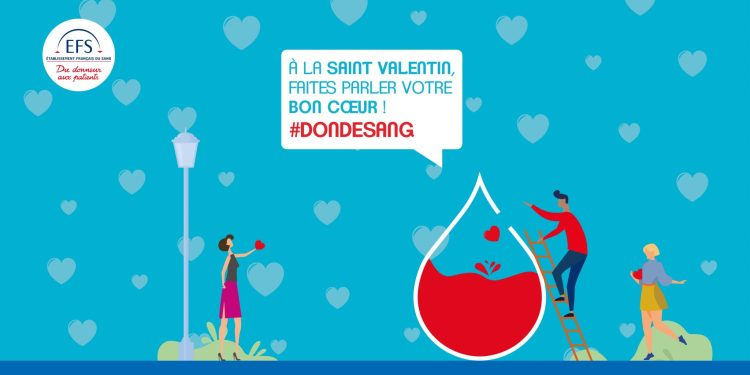 EFS fev 2021 don du sang Strasbourg