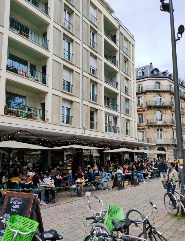 Café Bale Strasbourg