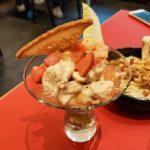 cocktail de crevettes menu repas The Drunky Stork Social Club Strasbourg
