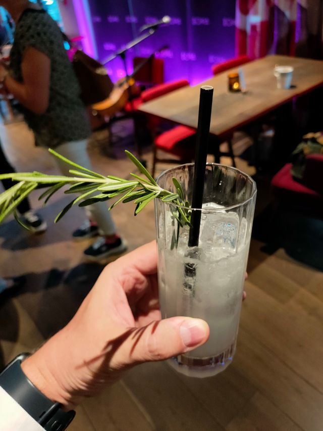 BOMA le restaurant Strasbourg cocktail