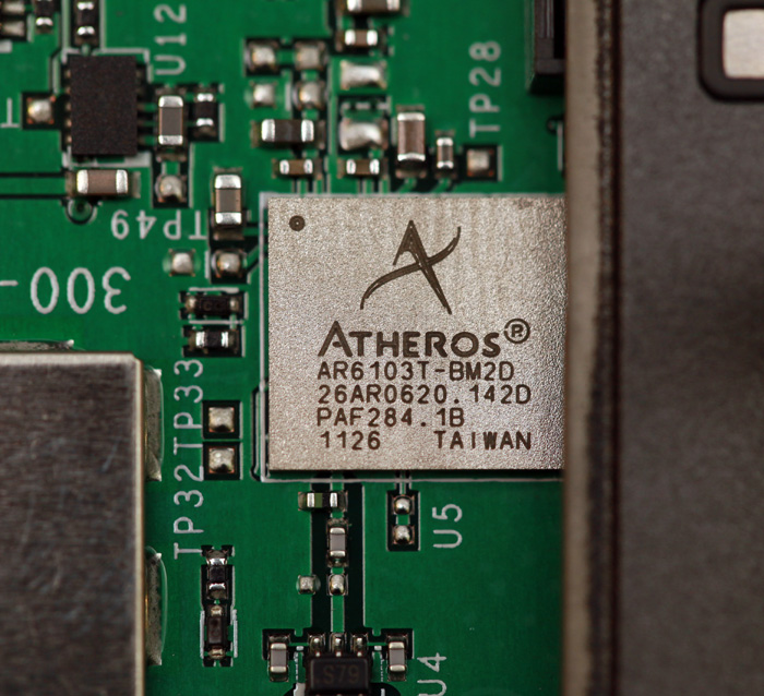 Kindle4 Atheros WiFi Chip