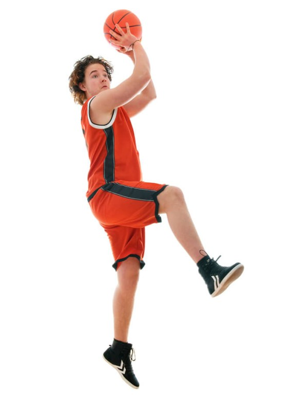 shooting sebagai teknik dasar basket