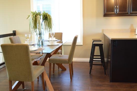 ide tempat makan di rumah