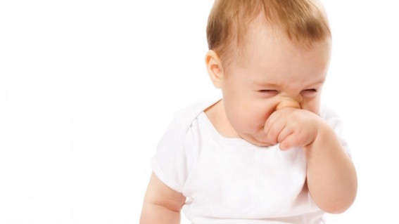 mengatasi hidung tersumbat pada bayi