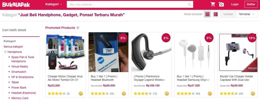 Jual Beli Handphone Gadget Ponsel Terbaru Murah
