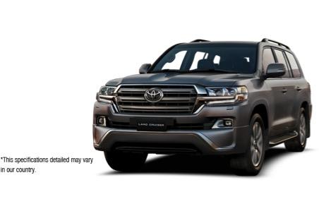 Mobil Premium Toyota Land Cruiser