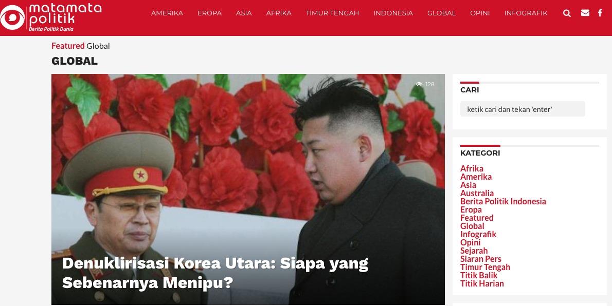Image result for Berita Internasional Terbaru Online Mata Mata Politik