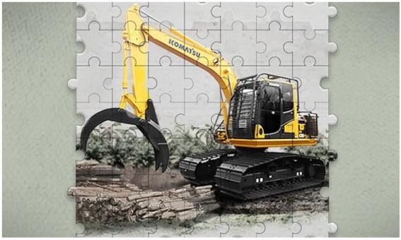Memperkenalkan Excavator Kelas 13ton Terbaru Komatsu PC135F 10M0 United Tractors