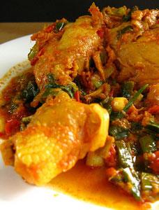 Resep Ayam Woku Manado