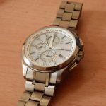 【レビュー】シチズン電波腕時計アテッサの感想 【AT8040-57a】