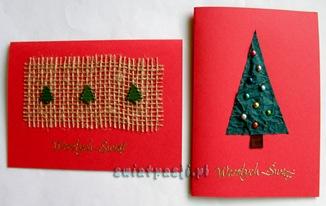 , Kartki świąteczne