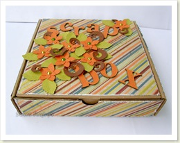 , Scrap box na zlot scraperek