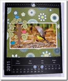 , Kalendarz 2011